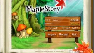 Maplestory Theme Music - Intro