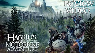 Why You NEED to Ride Hagrid's Motorbike Adventure!!   Ride Review, Facts, and Information