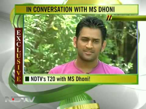 I've never been to an IPL party: Dhoni