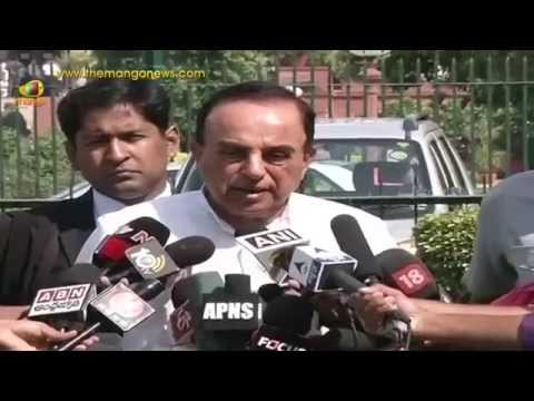 P Chidambaram should be investigated for Aircel-Maxis deal - Dr Subramanian Swamy