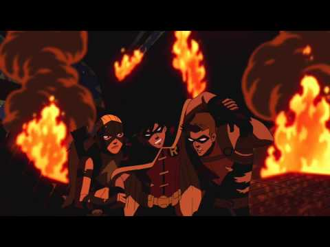 Young Justice - Skyfall