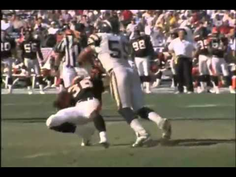 Junior Seau Highlights (1969-2012) Tribute to a Legend