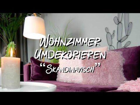 """werbung - Neuer Look fürs Wohnzimmer """"Skandinavisch"""" #Wohnprinz"""