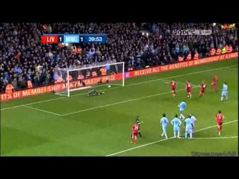 Nigel de Jong, Liverpool - Man. City (25-01-2012) 1-0 FA Cup