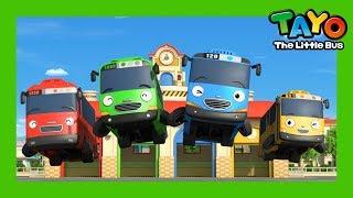 Giới thiệu xe buýt đáng yêu của chúng tôi Tayo! l Phim hoạt hình cho trẻ em l Tayo xe buýt nhỏ