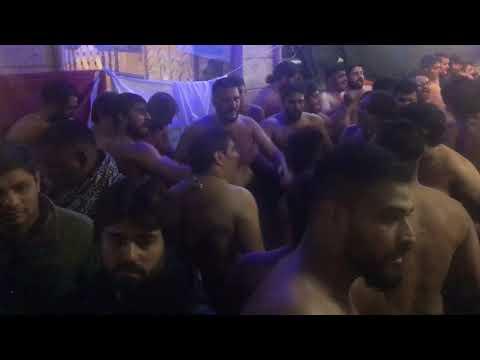 18 SAFFAR SHAAM PURSA PART 1 -KALAM ZAINAB swt ROONDI RAYI -NOHAKHANI #QBH #GULDASTA E JAFFRIA