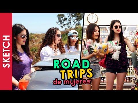 ROAD TRIP ENTRE MUJERES - Katia Nabil y el Squad