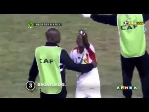 Mali vs Afrique du Sud (2-0) - Finale CAN U17