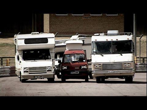 Extreme Motorhome Racing (HQ) – Top Gear – Series 10 – BBC