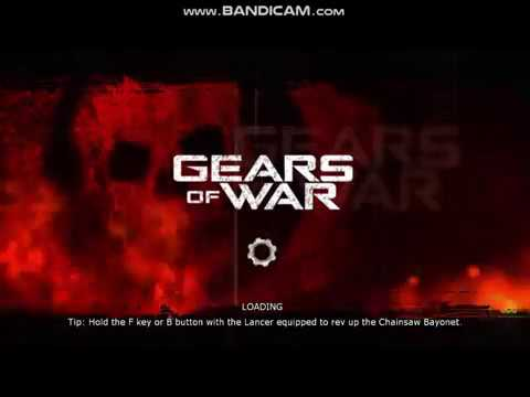 Gears of War part 1 Game Video