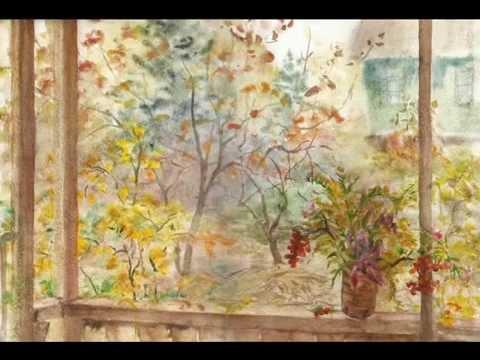 Рисовать масляной пастелью для начинающих видео