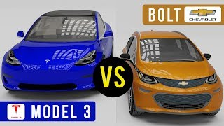 People are Buying Tesla Model 3, but Should You Buy a Chevy Bolt?