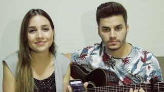 Eu Era - Marcos e Belutti (Cover por Mariana e Mateus)
