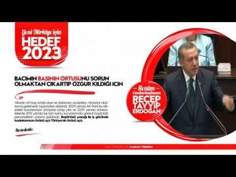Benim CumhurBaşkanım Recep Tayyip Erdoğan