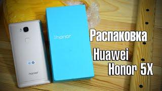 Huawei Honor 5X Play обзор (распаковка) металлической новинки с отличной камерой от Andro-News