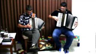 Dominique (The Singing Nun) - Accordion Duet