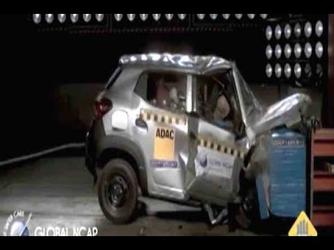 These six Indian cars fail international safety test miserably