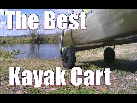 The Best Kayak Cart on the Market