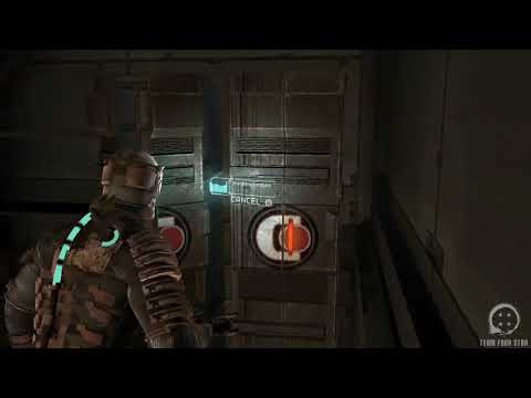 Krillin Plays: Dead Space -9- Morgue Zombies Morgue Problems