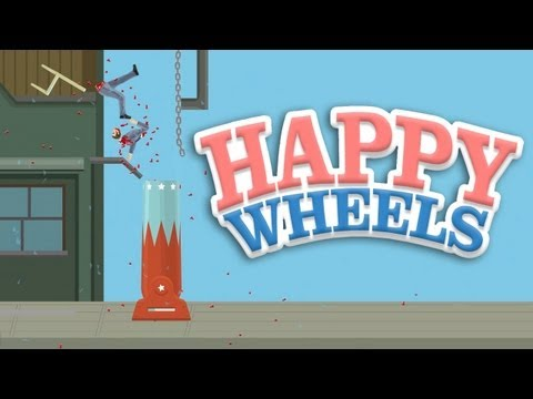 Cannon Man! (Happy Wheels)