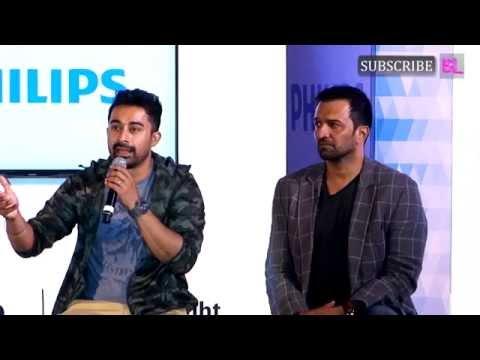 Soha Ali Khan, Kunal Khemu & Rannvijay Singh   at the Launch Latest Range of Philips TV   Part 3