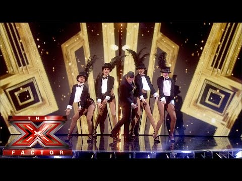 Everybody do the Dermot Dance! | Live Week 6 | The X Factor UK 2014