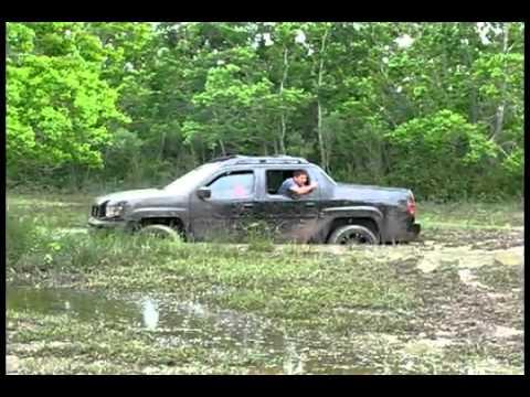 Offroad, Toyota FJ Cruiser, Honda Ridgeline - YouTube