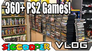MASSIVE PS2 COLLECTION TRADED INTO MY GAME STORE (360+ Games!) | SicCooper