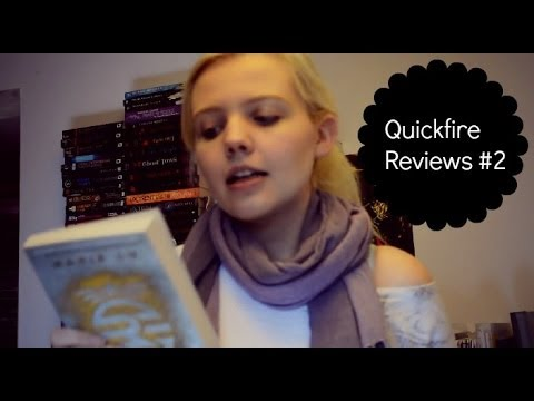 Quickfire Reviews   Shadow and Bone. Throne of Glass & More