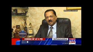 Dr. Vishesh Nayak, MD, Stars Cosmetics on Times Now