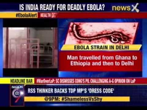 Has Ebola Virus Reached India? Health Officials Monitor Ghana Returnee