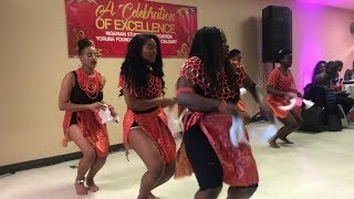 OBIAGU - TRADITIONAL IGBO DANCE by the OGENE BABES I NNENNAYA