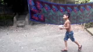 Funny Video মাত্র ২৭ সেকেন্ডর ফুটবল খেলা  , না দেখলে চরম মিছ।