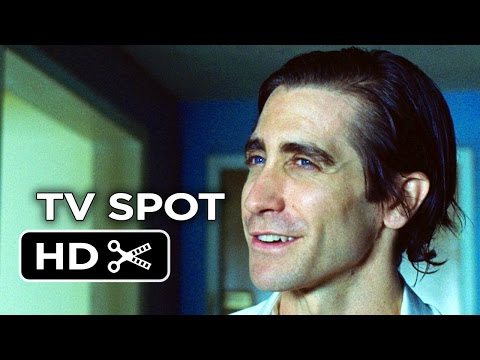 Nightcrawler TV Spot - Modern Masterpiece (2014) - Jake Gyllenhaal Crime Drama HD