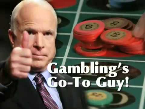 Mccain ties to gambling poker stars gambling