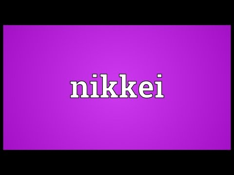 Nikkei Meaning