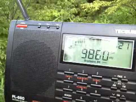 9860 kHz NBC National Radio PNG on PL-660 / July 03,2015 0721 UTC