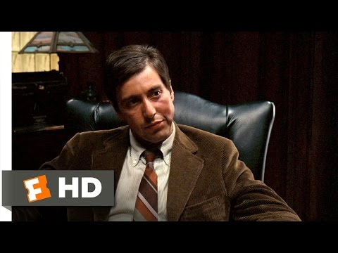 Its Strictly Business - The Godfather (29) Movie CLIP (1972)...