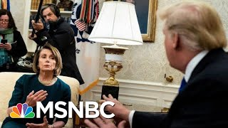 Fmr. Trump Executive: Nancy Pelosi Is A Far Better Dealmaker Than Trump | The 11th Hour | MSNBC
