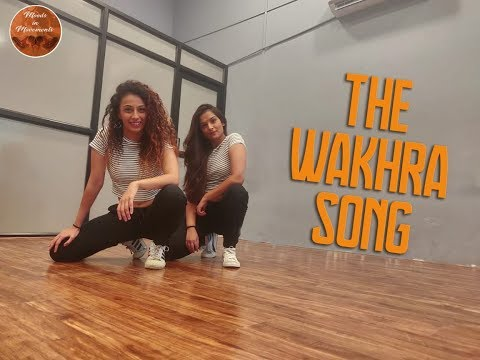 The Wakhra Song- Judgementall Hai Kya/ The Wakhra Swag/ Choreography By Moods In Movements