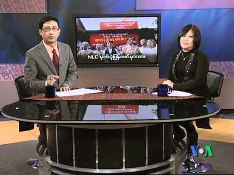 VOA Burmese TV Magazine - Nov. Third Week Program