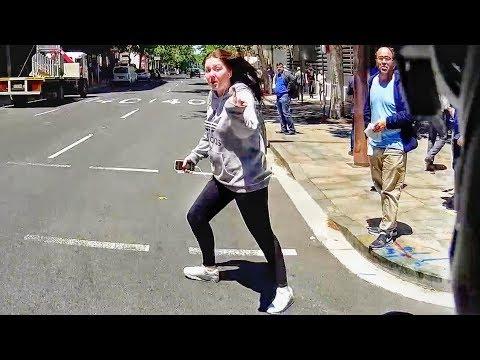 Stupid, Crazy & Angry People Vs Bikers 2018 [Ep.#583] ROAD RAGE