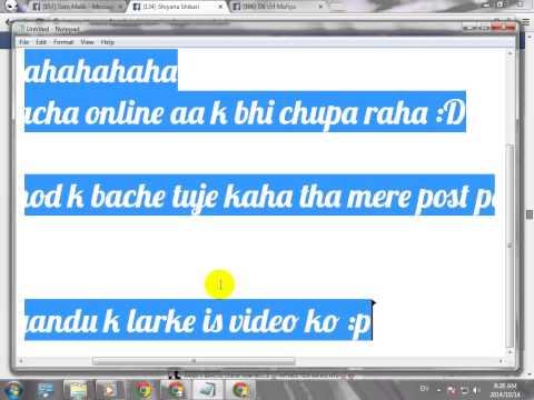 Dk Urf Mafiya Ki Fati Gand :p video