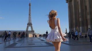 A day in Paris with Adam Katz Sinding x Daria Shapovalova x Tanja Gacic