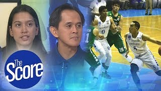 Lady Eagles draw inspiration from the Blue Eagles | The Score