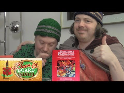 Basic D&D: The Conclusion (Beer and Board Games)