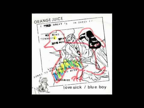 Orange Juice - Blue Boy
