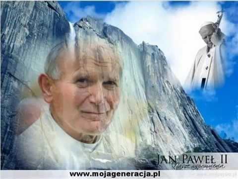 Barka - ukochana pieśń Jana Pawła II