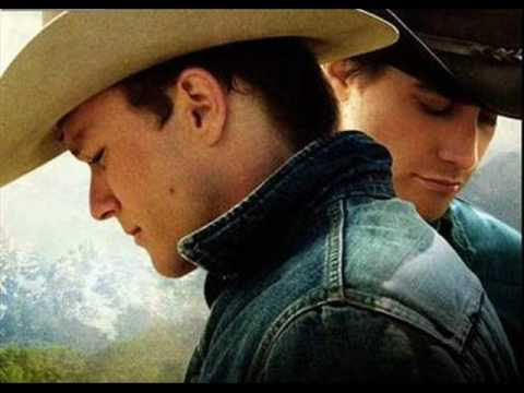 Brokeback Mountain- The Wings (soundtrack) video