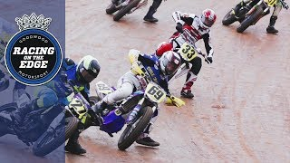 American Flat Track takes bike racing to the extreme